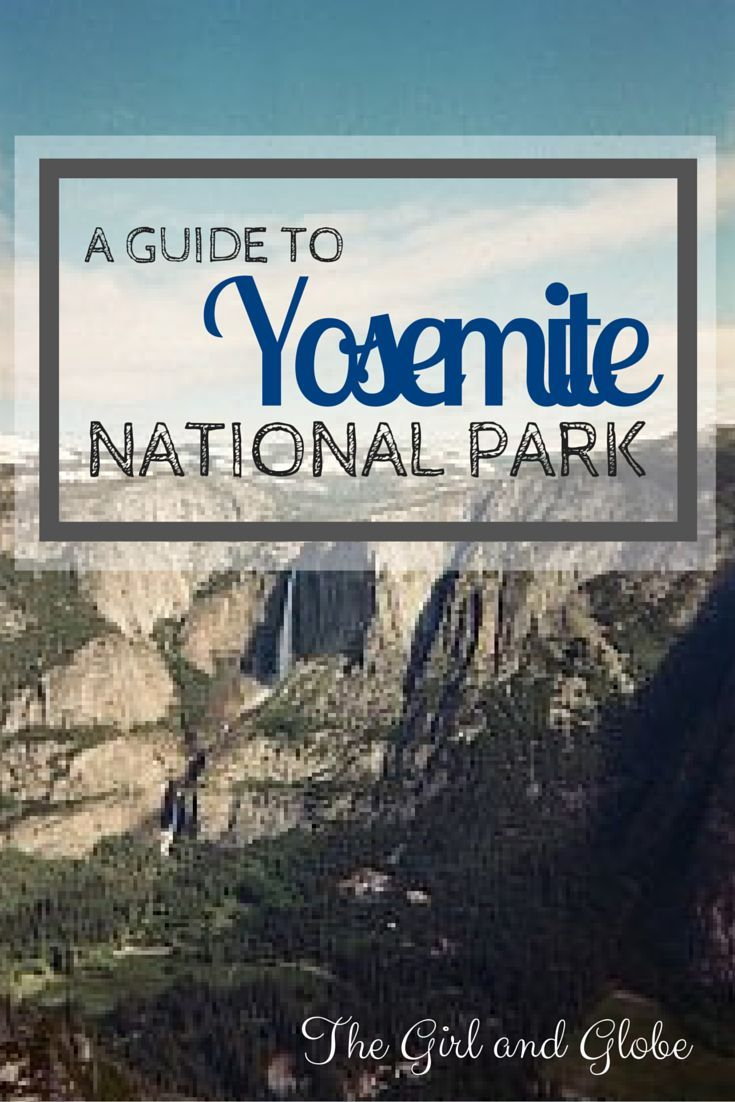 Yosemite National Park is arguably one of the best known parks in the US National Park system. There is a lot to see and do, this guide breaks down the different options out there, gives hotel and lodging recommendations and tells you what to miss. #NationalParkYosemite