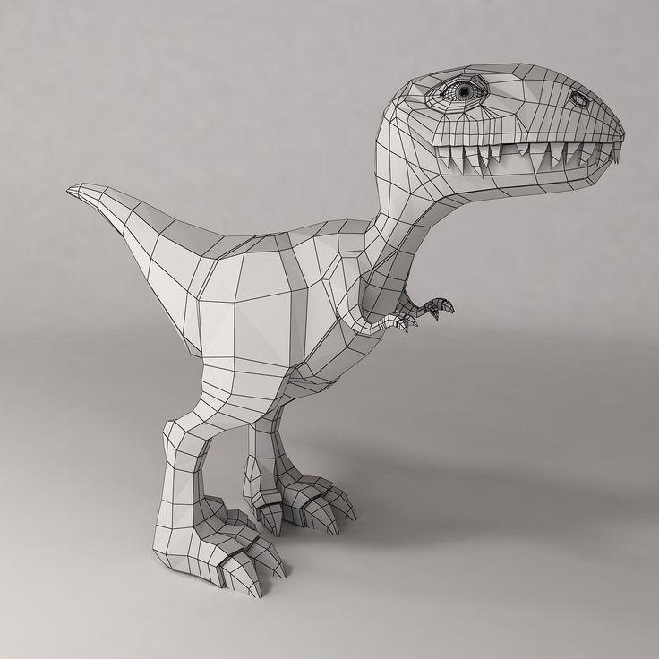 maya dinosaur cartoon