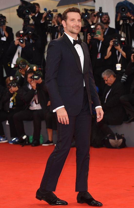 20c90fc2063 Bradley Cooper  Gucci Tuxedo