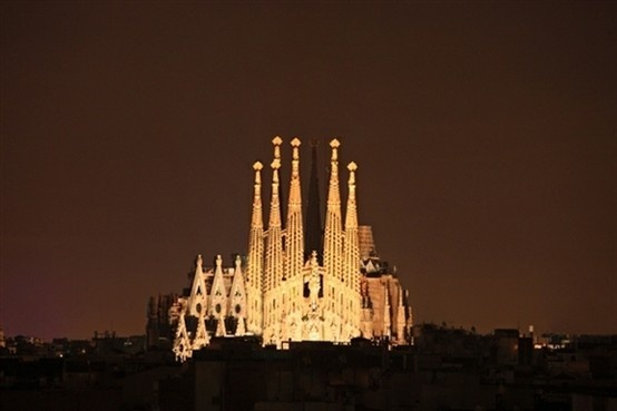 final proyect sagrada familia barcelona