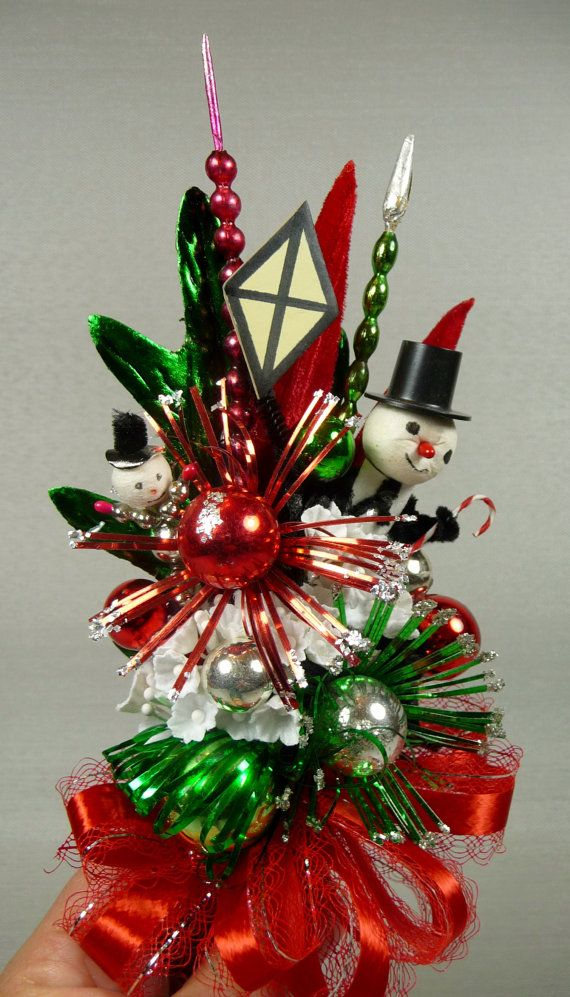 Antique Christmas Ornaments For Sale