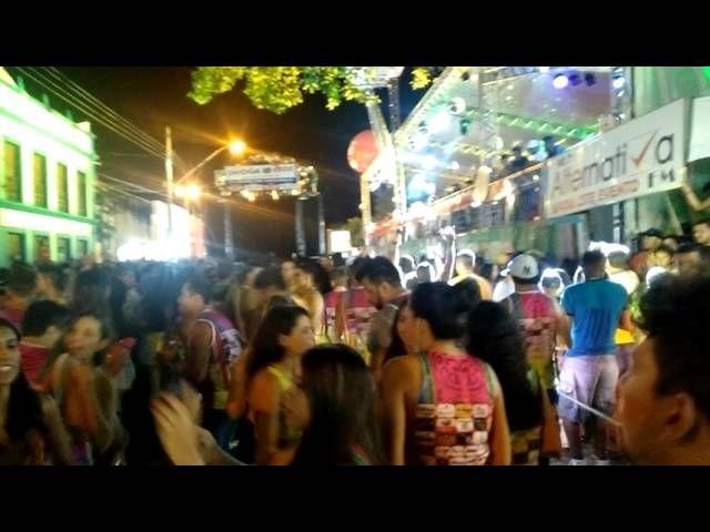 Carnaval de januaria MG 2016 Léo Santana