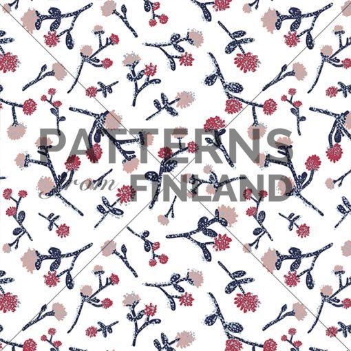 Ammi Lahtinen: Good Fortune #patternsfromagency #patternsfromfinland #pattern #patterndesign #surfacedesign #ammilahtinen