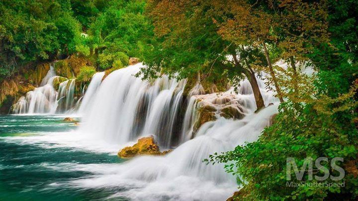 Krka National Park is a must see in the territory of Šibenik-Knin County of Croatia (Dalmatia) along the Krka River. #krka #croatia #dalmatia #falls #amazingview #longexposure #wonderful_places #beautifuldestinations #nature #mss #ig_croatia #krkanationalpark #travel #waterfall #river http://ift.tt/2qU4X23