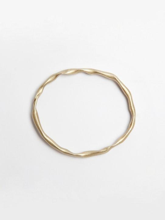 Twisted Brass Bracelet - Fort Standard