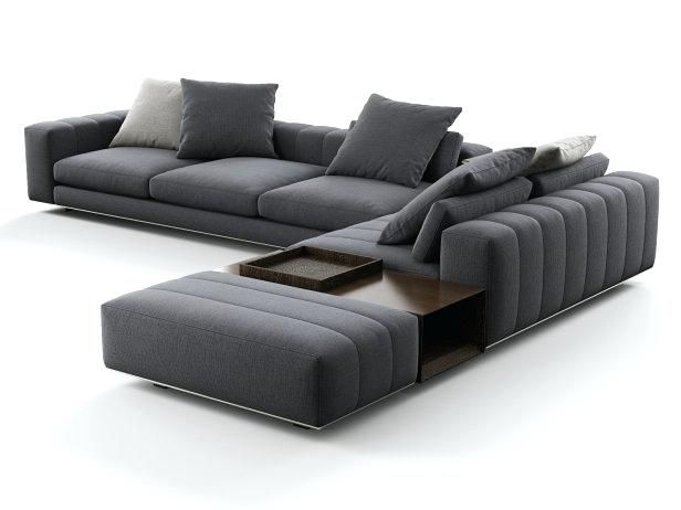 Minotti Sofa Bed Living Room Set