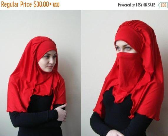10 % de réduction transformateur barbe rouge volumineux hijab