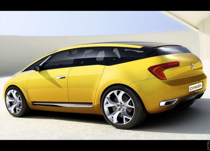 2005 Citroën C SportLounge Concept Car #scoresense