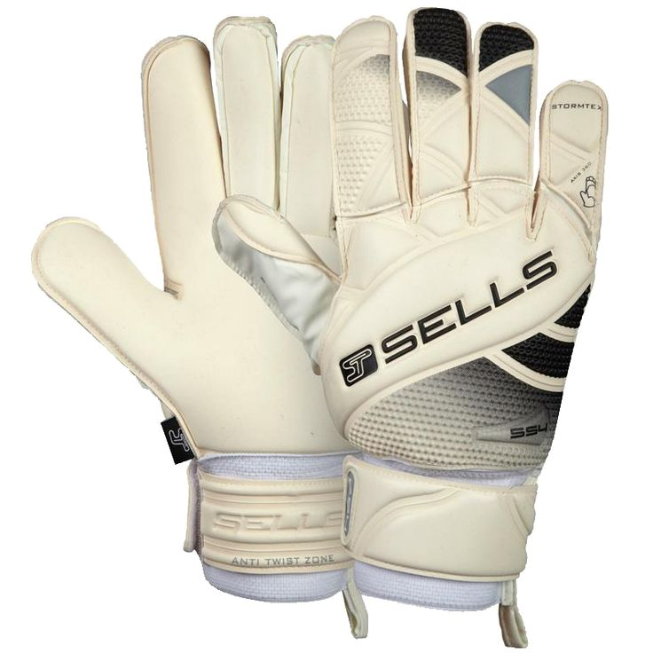 Sells Wrap Axis 360 SuperSoft 4 Goalkeeper Gloves