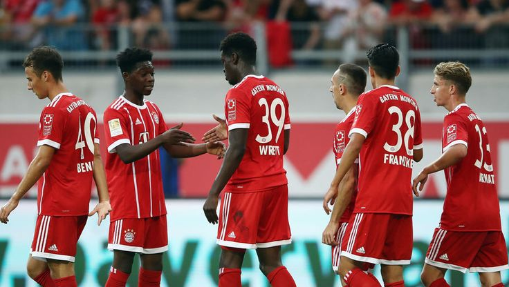 Bayern Munich Announce 31-Man List Ahead of Champions League Group Stages  To read the full article, visit: