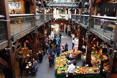 Hamburg Marktzeit Fabrik