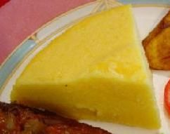 Recept van funchi - Antillen