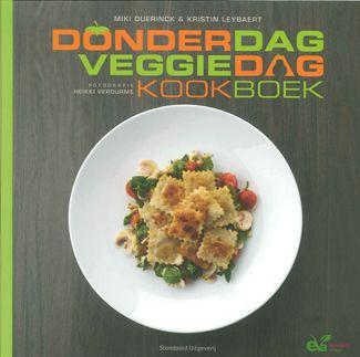 Donderdag veggiedag KOOKBOEK