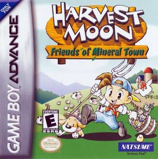 Emularoms: Harvest Moon: Friends of Mineral Town ( BR ) [ GBA...