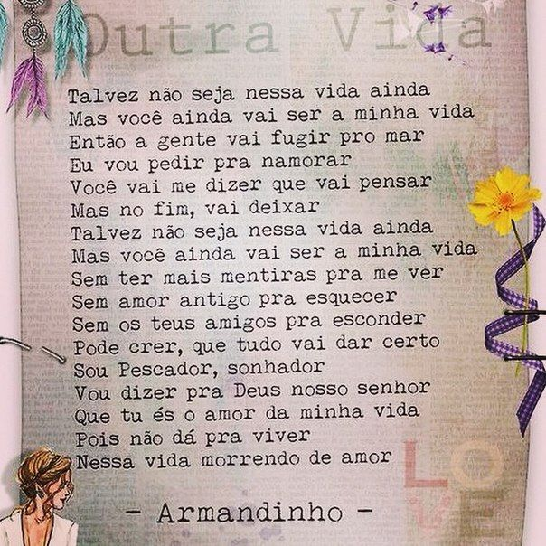 Outra Vida - Armandinho (Composição: Armandinho)