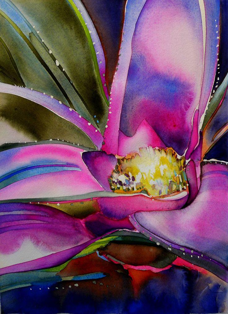 """Broms watercolor 15"""" x 11"""""""