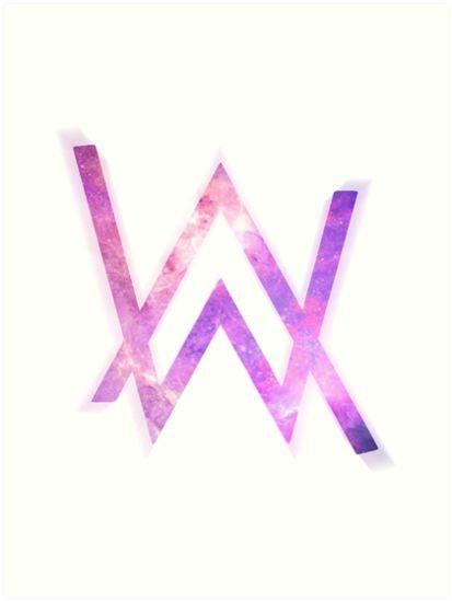 Resultado de imagen para alan walker logo