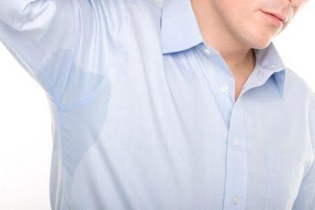 Saiba como acabar com o suor excessivo nas axilas