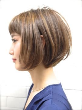 【PHASE/石田康博 】40代50代の大人綺麗が叶う◎ショートボブ◎ - 24時間いつでもWEB予約OK!ヘアスタイル10万点以上掲載!お気に入りの髪型、人気のヘアスタイルを探すならKirei Style[キレイスタイル]で。
