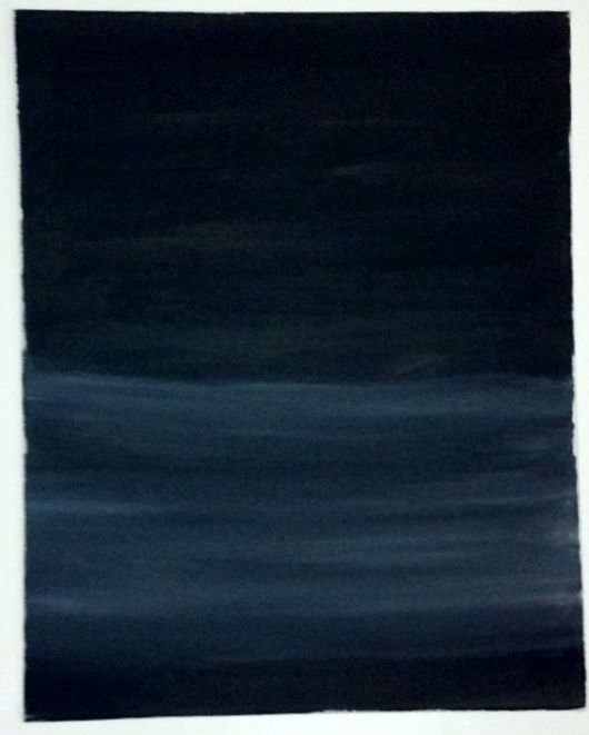 Black and Grey - Acrylic on canvas - £40 http://www.misi.co.uk/gifts/114473/Black_And_Grey_Solid.html