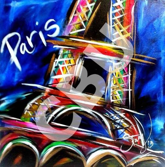 53 best ღ Canvas Art Paris ღ images on Pinterest