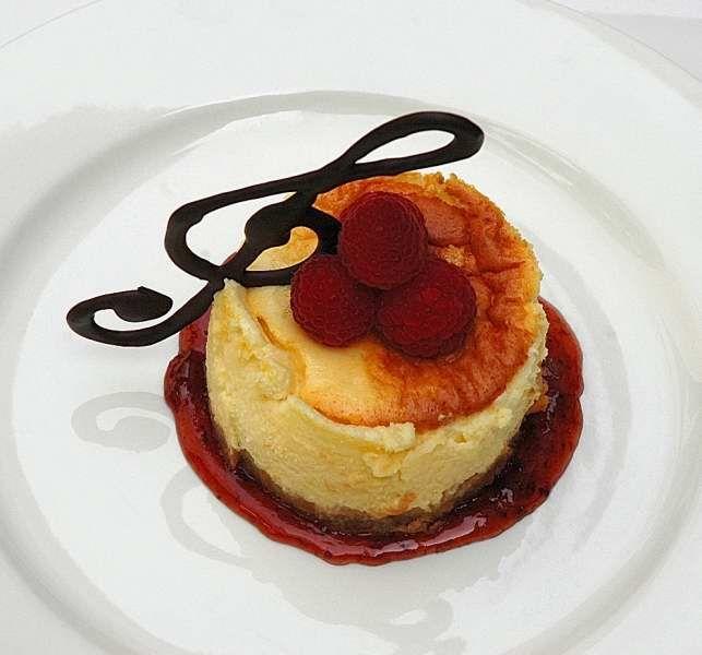 Baked Cheesecake or the Original Jewish Cheesecake