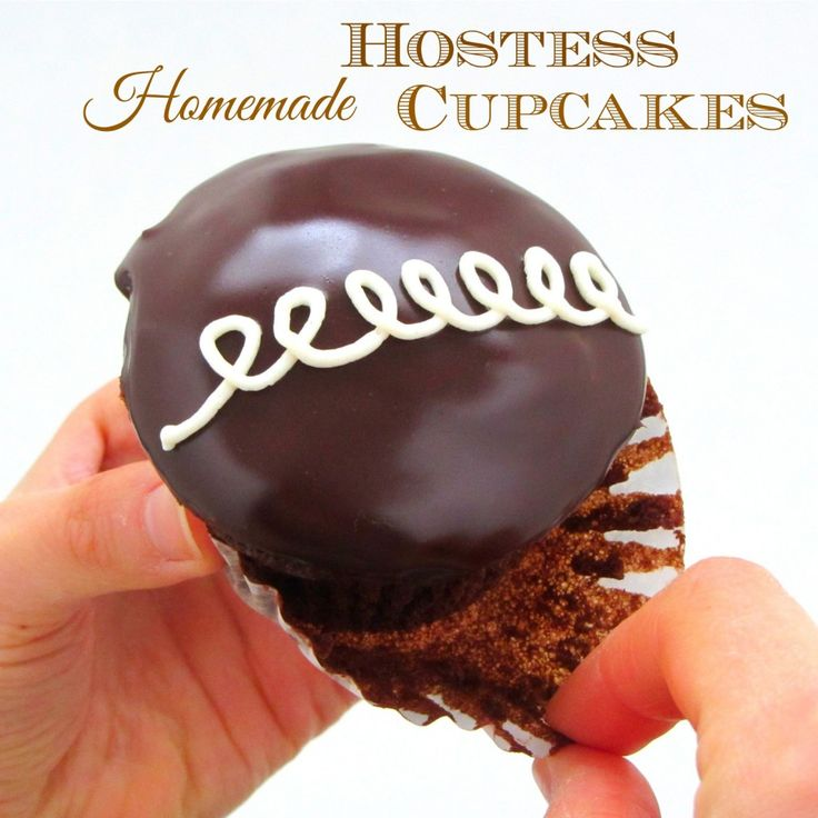 Homemade Hostess Cupcakes | http://www.abajillianrecipes.com