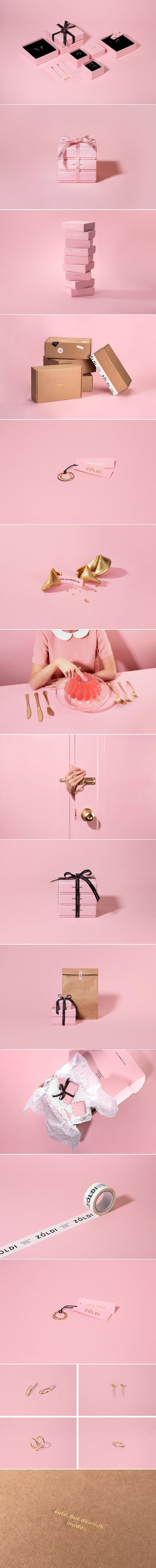 Meet ZÓLDI, The Jewelry Brand That Aims to Empower Women With Cute Packaging To Boot — The Dieline   Packaging & Branding Design & Innovation News