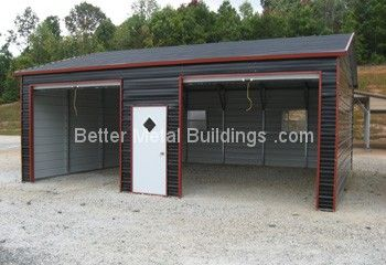 1000 images about metal buildings for sale on pinterest for Rv garage doors for sale