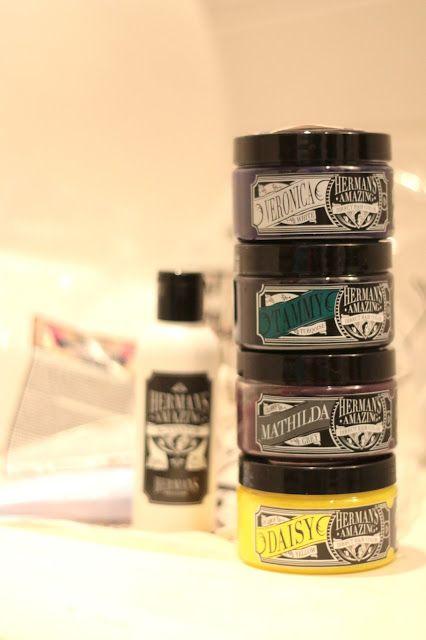 PTFU: Vihreät hiukset ja muita tukkajuttuja