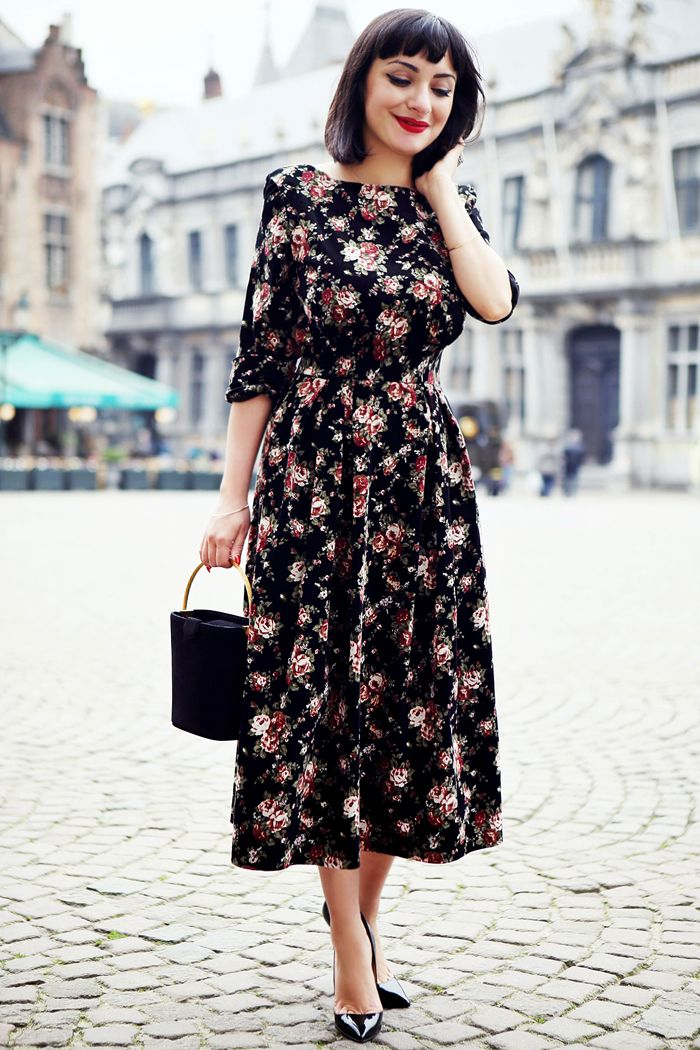 Modest does NOT mean frumpy!