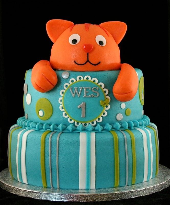 taart   dikkie dik - voor 2e verjaardag Anton?