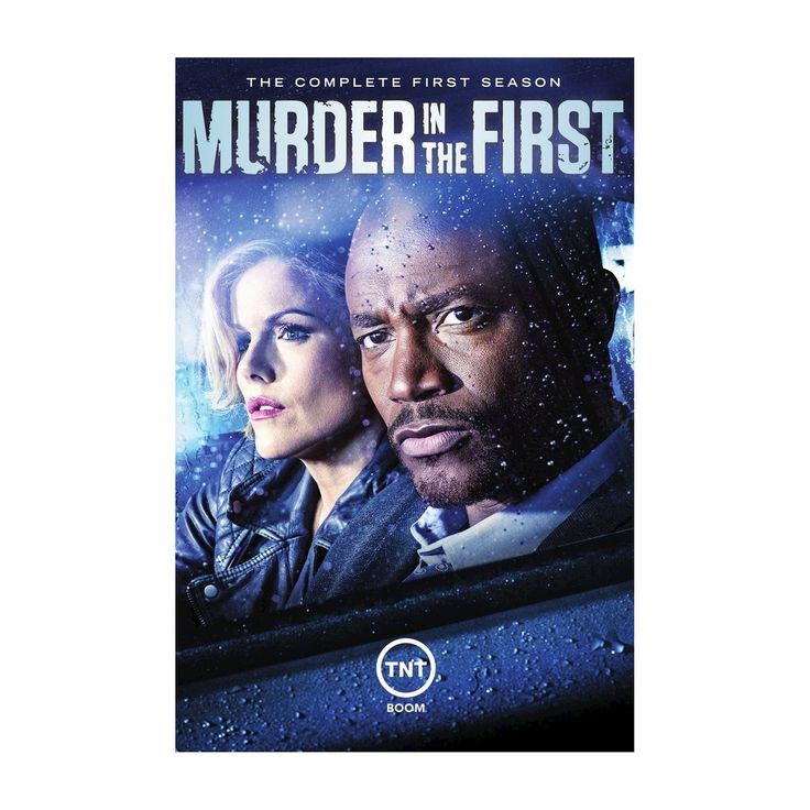 Murder in the first:Complete 1st seas (Dvd)