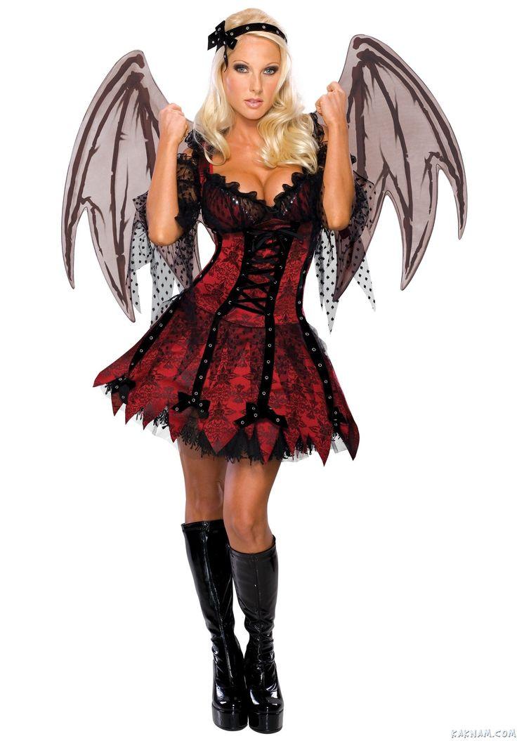 Аксессуары к костюму дьвола