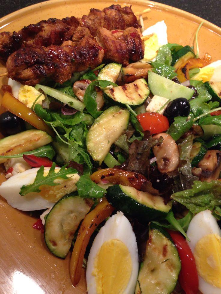 Salad healty