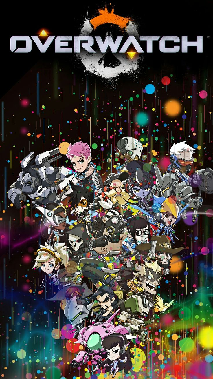 Wallpaper iphone overwatch - Overwatch Wallpapers Iphone Wallpapers Cart Video Games Gaming Wall Papers Chibi Fangirl Brother