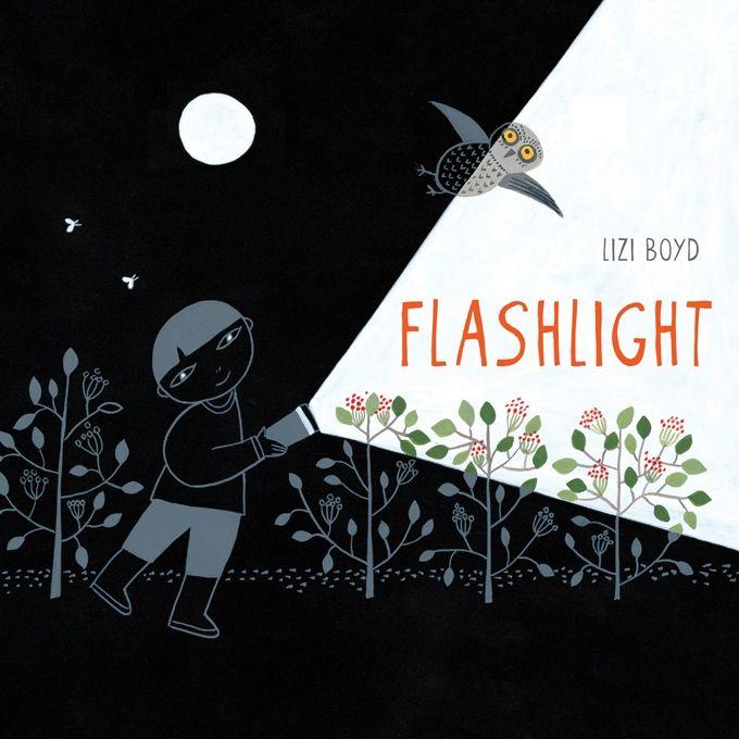 Flashlight by Lizi Boyd.