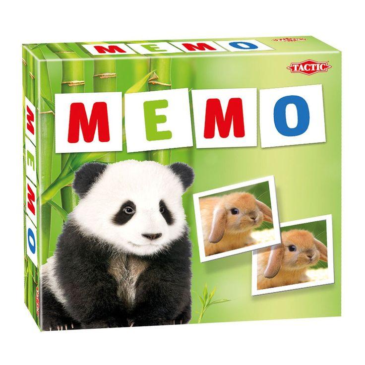 Vind de schattigste babydieren in dit memospel! Draai de kaartjes van de baby neushoorn, de kleine olifant en de mini papegaai om en onthoud wat je ziet. Verzamel zoveel mogelijk setjes en word de winnaar van dit populaire spel! Babydieren memo bevat 72 kaartjes en is geschikt voor 2 of meer spelers vanaf 3 jaar.Afmeting:  verpakking 22 x 22 x 5 cm - Babydieren Memo