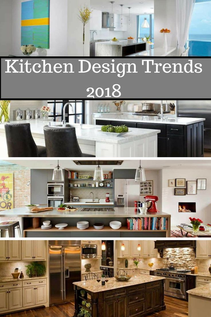 Kitchen Design Trends In 2018 Latest Kitchen Design Trends And Ideas Of 2019 With Images