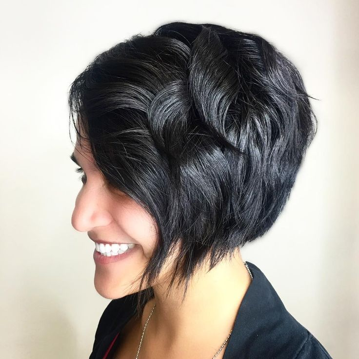 bob hair styled 4526 best colors images on hair with bangs 5170