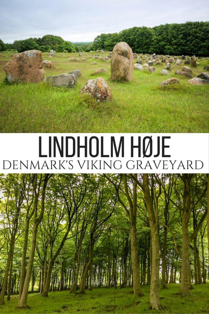 Lindholm Høje in Aalborg, Denmark is home to Scandinavia's largest Viking graveyard