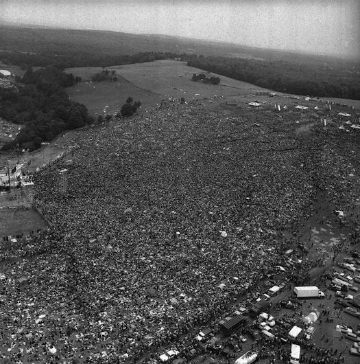 """the history and impact of woodstock music festival Woodstock festival history on august 15 through 18, 1969, one of the most celebrated music festivals in history took place on this site at a time when americans were deeply divided, over 400,000 people from across the country gathered in these fields to celebrate """"three days of peace and music""""."""