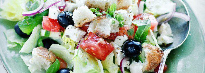 Sałatka grecka   Kwestia Smaku