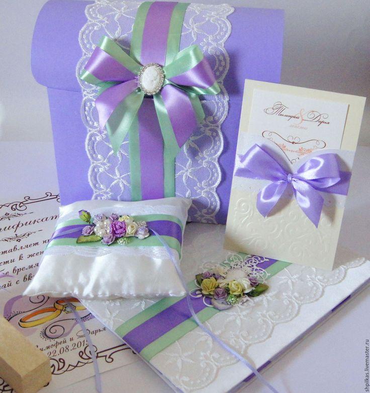 Купить Приглашение на свадьбу в конверте - кремовый, приглашения на свадьбу, пригласительные, приглашение, приглашения ручной работы