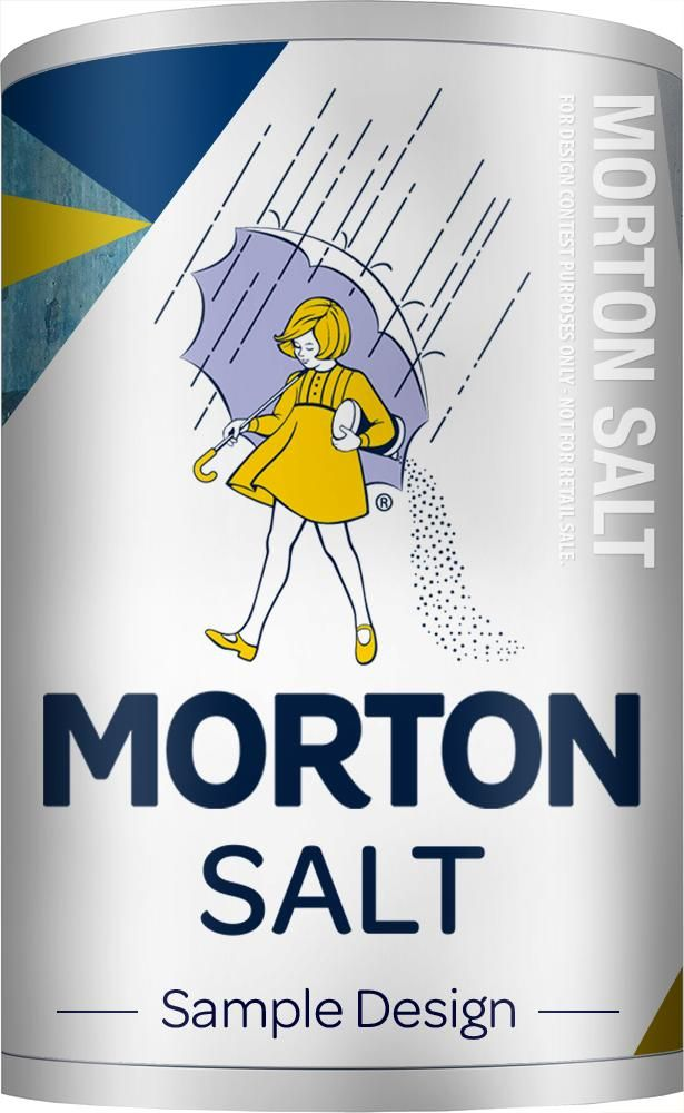 Morton Salt: When It Rains, It Pours