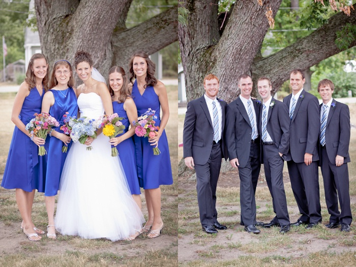 Love these group photos from the wedding party!  Photography by Naomi & Samuel Karth © www.thekarths.com