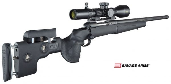 Savage Arms is pleased to offer serious long-range shooters a new secret weapon with the brand new Savage Model 10 GRS rifle.