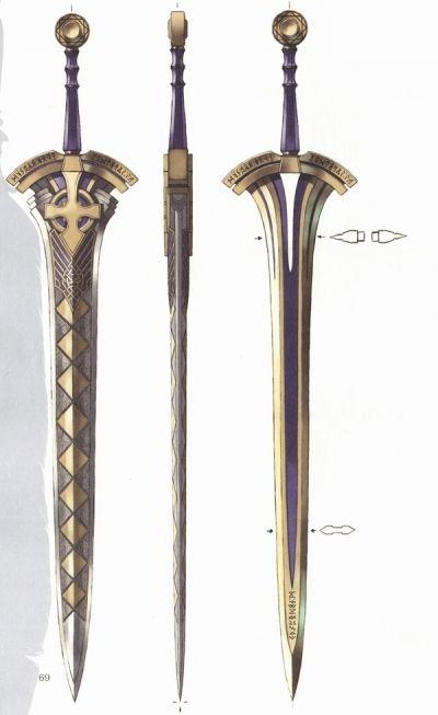 Excalibur (Fate/Prototype)