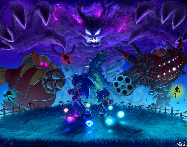 Sonic Generations by raseinn.deviantart.com on @deviantART