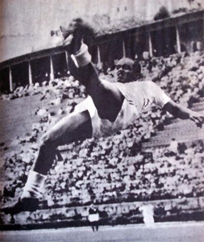 Leônidas da Silva, el Diamante Negro, de las primeras estrellas del futbol brasileño